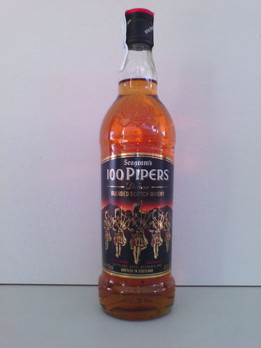 WHISKY 100 PIPERS 700ml 40º